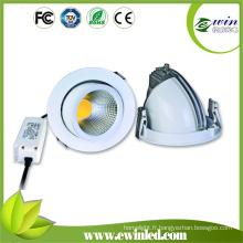 Downlight rotatif LED de l'ÉPI 26W de haute qualité avec la garantie de 3years