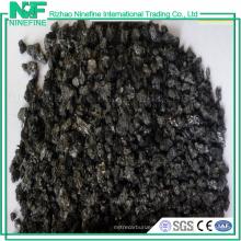 Additif de carbone de type de coke de pétrole de graphite utilisé pour l'industrie de fusion en acier