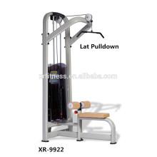 Equipo de gimnasio Latted Pulldown sentado