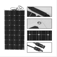 Onduleur solaire à haute efficacité lié au réseau