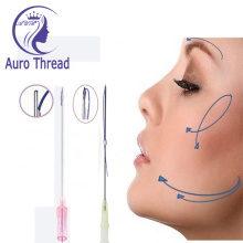 Face Lip Filler Utiliser Blunt Needle Neck Lift