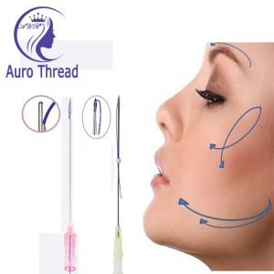 Face Lip Filler Use Blunt Needle Neck Lift
