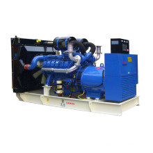 Doosan Generador Diesel Silencioso Standby 550 Kw