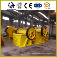 Directly factory price single toggle jaw crusher