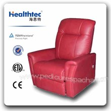 Real Leather Luxury Style Swivel Lift Chair (D08-C)