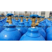 40L Hochdruck-Sauerstoff-Nahtstahlflasche