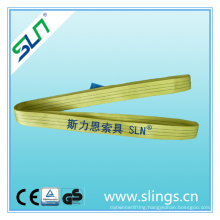 3t*9m Endless Webbing Sling Safety Factor 5: 1