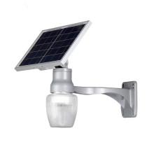 Luz solar para jardín Luz de seguridad solar para sensor de movimiento