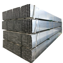 Galvanized MS Square Welded Square Steel Pipes And Tube Price