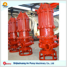 Underground Submersible Anti Corrosion Gold Mining Pump Machine