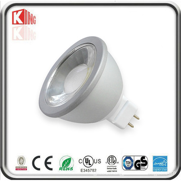 12V MR16 Gu5.3 LED Lamp Dimmable COB LED
