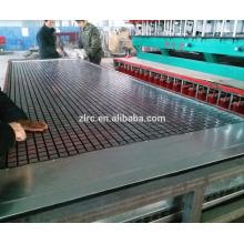 rejilla del molde FRP / rejilla de GRP para el ambiente / máquina del piso de la fibra de vidrio