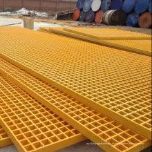 Frp/ВРП Пултрузионный решетки, стеклоткани решетка с Анти-огонь