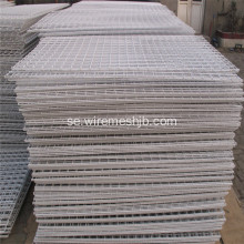 Svetsad Wire Mesh Sheet Square Mesh