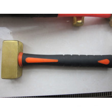 Brass Hammer with Fibre Glass Handle