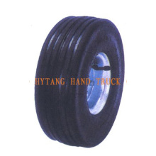 rubber wheel with TR87