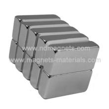 Neodym-Magnete in Blockform