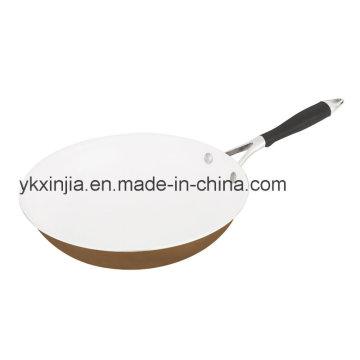 Кухонная посуда 24см Керамическое покрытие Сковорода, сковорода, Посуда