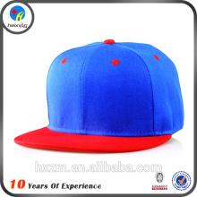 2016 customize plain snapback hats