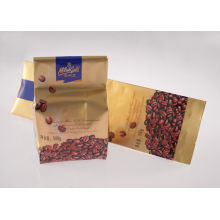 Thermal Sealing Laminated Food Flexible Packaging Pouch For Coffee, Tea Bags