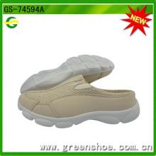 Chaussures décontractées pour femmes populaires (GS-74594)