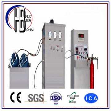 6-12kg/Min Fire Extinguisher CO2 Filling Machine Manufacturer