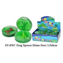 Funny Nausea Frog Spawn Slime Juguete