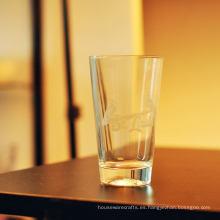 Borrar vasos de vidrio para beber de 100 ml