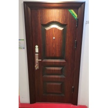 Latest Design Interior Modern Solid Wood Door