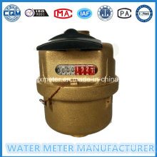 Brass Volumetric Kent Type Water Meter (LXD-15E-40E)