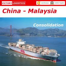 Ocean Shipping/Sea Freight Consolidation Shipment to Malaysia (freight forwarder)