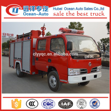 Suizhou ocean auto mini water fire truck with 2ton capacity for sale