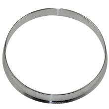 Anneau centrale en aluminium de moyeu de roue
