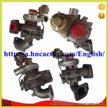 TF035 Turbocompressor para Mitsubishi L200 Shogun 2.5L 4D56 49135-02652 49135-08800