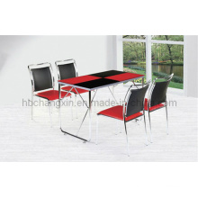 Modern Dining Table and Chair Dt-A014