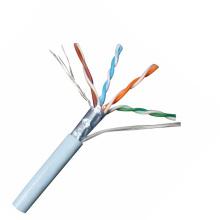 Câble de réseau Ethernet cat5e blindé UL passé blindé