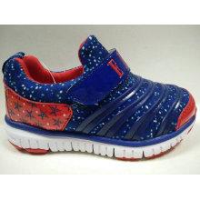 2016 Новый дизайн детей спортивной повседневной обуви