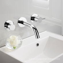 concealed valve handle basin mixer & best basin mixer