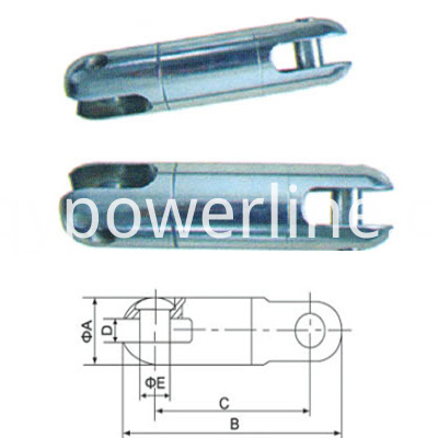 High Strength Swivel Joint
