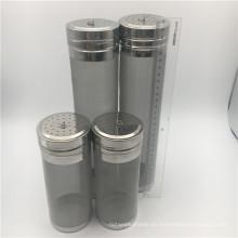 Brewing Keys Dry Hop Filter 300 Micron Dry Dry Strainer para Keys Cornelius Brewing Equipment