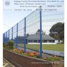 Shunxing Company Сварные проволоки сетки забор (мануфактура) ISO9001
