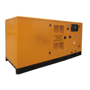630kVA Cummins Soundproof Generator Set ETCG630