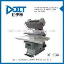 máquina de prensa de manga DT-C36