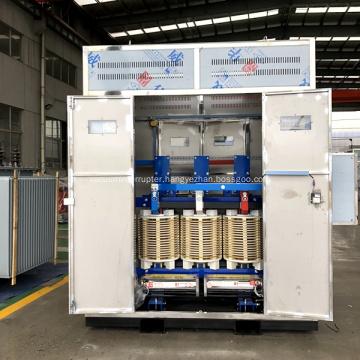 315KVA 3.3/0.4KV VPI dry type transformer