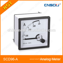 SCD96-A Analog amp current panel meter 96*96mm best price