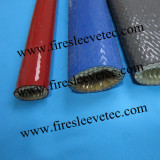 hose and cable fire resistant sleeve