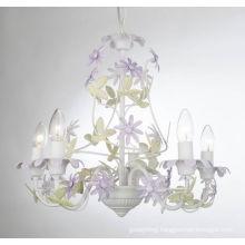 Fresh Simple Style Flower Decor Pendant Lamp (SD1078/5)