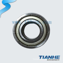 high speed Deep Groove Ball Bearing 6811 ZZ free samples jiangsu manufacturer