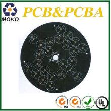 Runde Aluminiumplatine für LED