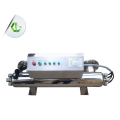 UV purification system sterilizer for tap water